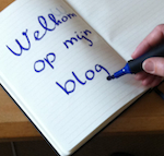 Welkom op mijn blog 150 pix